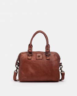 Handbag BIBA Boston de piel