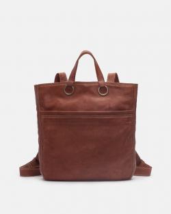 Backpack BIBA Evans de piel