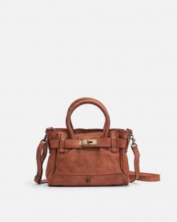 Handbag BIBA Blossom de piel
