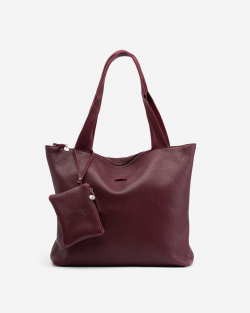 Handbag BIBA Flint de piel