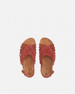 Sandal BIBA Lawrence de piel