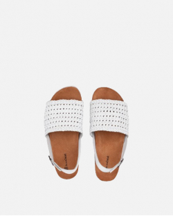 Sandal BIBA Biscayne de piel