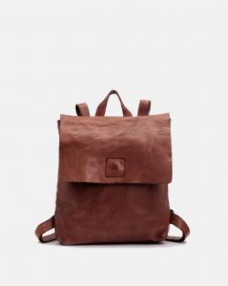 Backpack BIBA Boston de piel